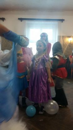 Královský ples pro děti