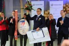Slavnost VR ČR Lipová